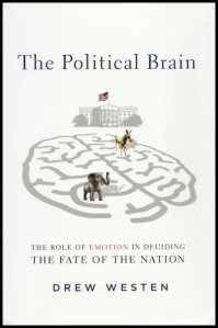 A book by Drew Westen that examines the role of emotion in politics.