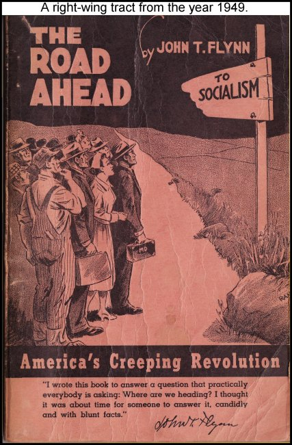 Socialism Tract 1949