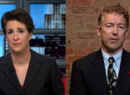 Rachel Maddow interviews Rand Paul