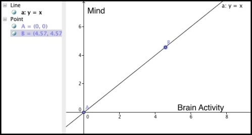 Mind as a function of brain
