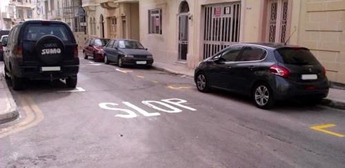 Sloppy-street